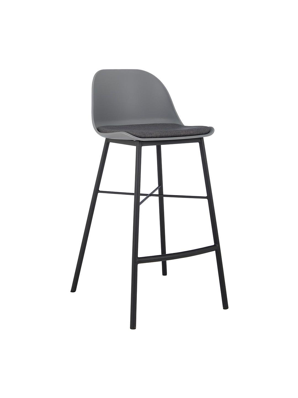 ANYDAY John Lewis & Partners Whistler Bar Stool, Grey   Bar stools ...