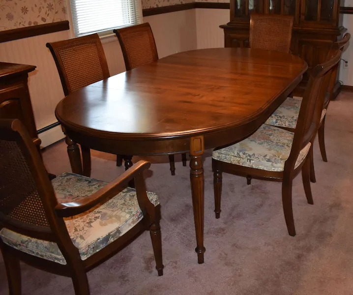 34+ Ethan allen dining set used Tips