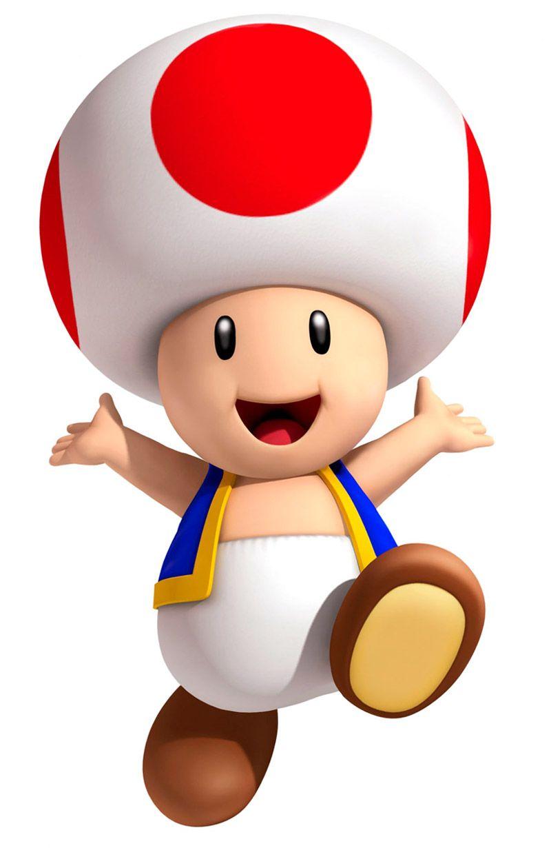 Toad Characters Art Super Mario 3d Land Super Mario Bros Party Mario Bros Super Mario