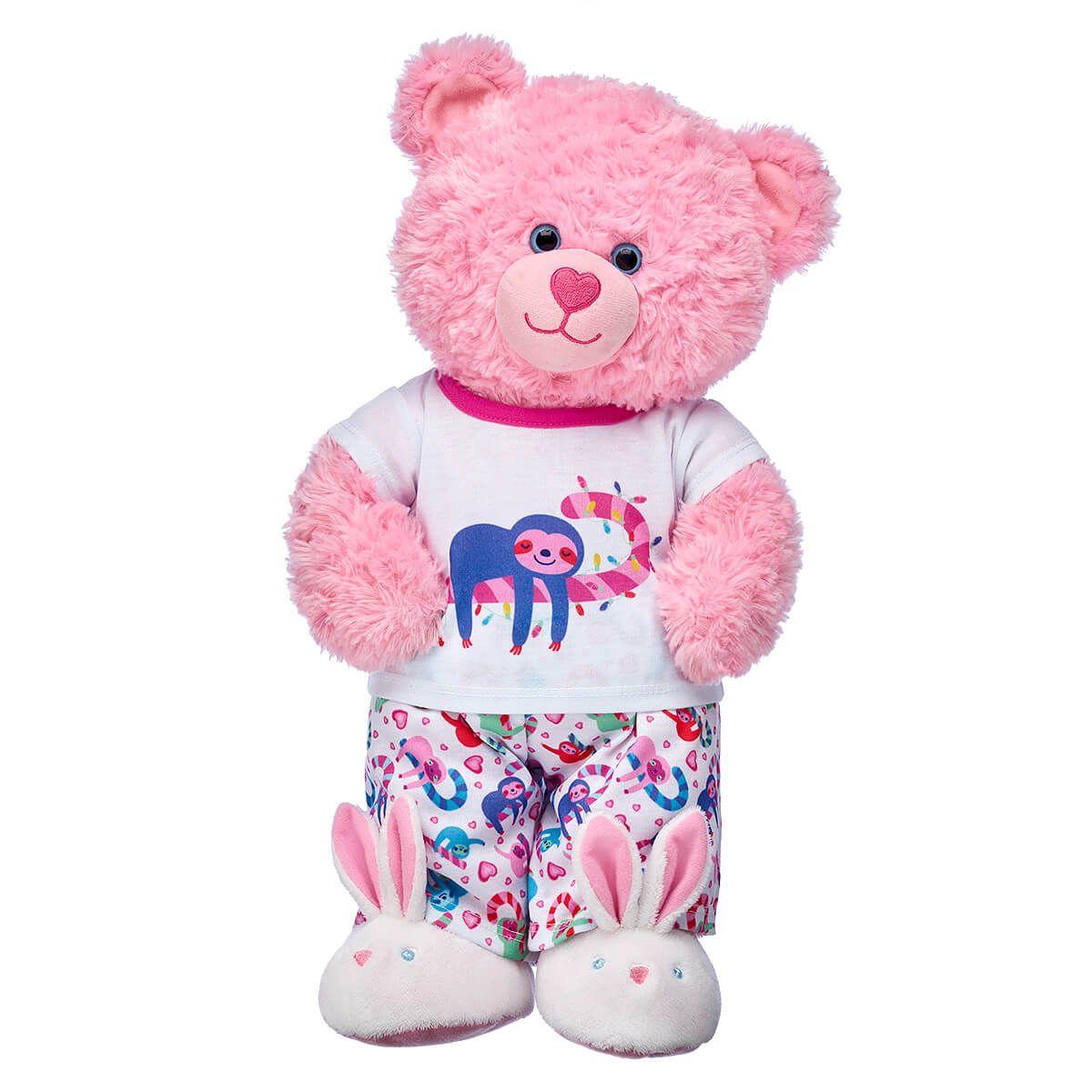 Stuffed Animals & Teddy Bears 16 in. Build A Bear Workshop Slow Cute Sloth  Plush Toys & Games