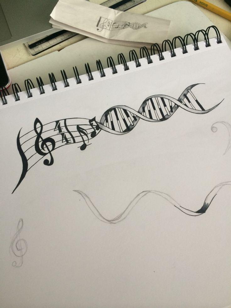 Tattoo Finka müzik #musicnotes