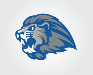 Detroit Lions Concept Logo By Matthiason Lion Logo Logo Design Inspiration Logo Design