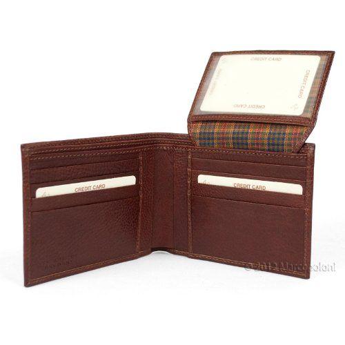 Wallet Divider Insert Men/'s Black and Gold Wallet Accessory For Splitting Cash