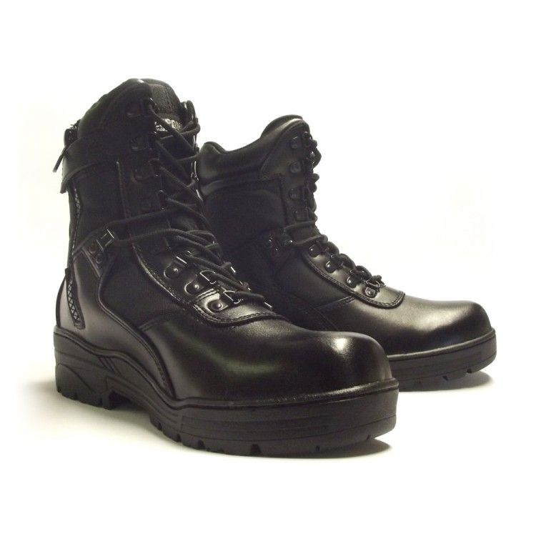 Responder RF-1 Tactical Patrol Boot with Side Zip | My type
