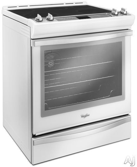 Whirlpool Wee760h0dh 30 Slide In Electric Range With Ceramic Glass Cooktop Timesavor Plus Convection Cooking A Whirlpool Ranges Convection Cooking Whirlpool