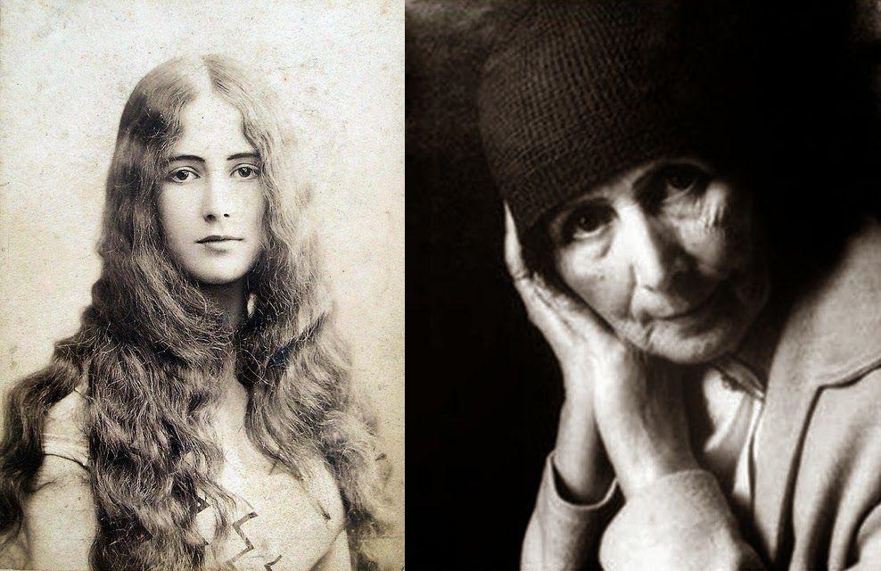 Héraldie: Cléo de Mérode (1875-1966) : l'icône de la Belle Époque