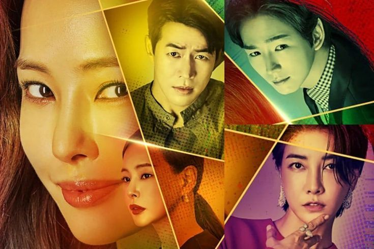 """Honey Lee, Lee Sang Yoon, And More Glow In Radiant Poster For Upcoming Drama """"One The Woman"""""""