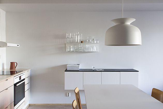 d a d a a.: Changes in kitchen
