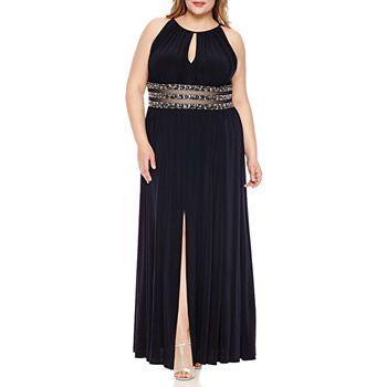 JCPenney Plus Size Evening Dresses