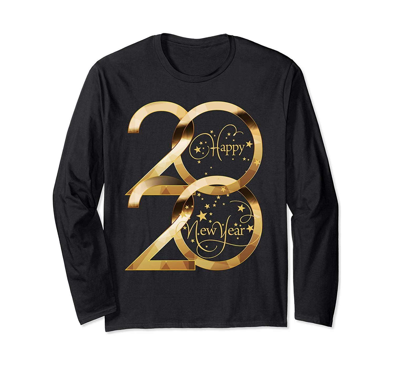 Happy New Year 2020 Shirt New Years Eve Party Supplies