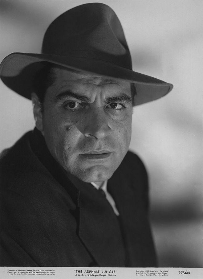 Anthony Caruso - The Asphalt Jungle (1950)