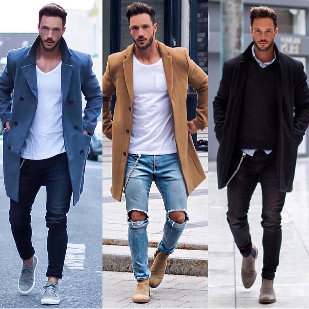 """""""Ready for the Fall / Winter look? Follow @Street4Guys@Street4Guys for Latest Street Style Daily!!!! @Street4Guys @Street4Guys  @Street4Guys.  cc…"""""""