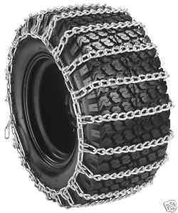 Tire Chains 20x8x8 20x8x10 Snow Throwers Mowers 2 Link By Peerless 46 99 2 Link Spacing Zinc Platted Twist Link Cros Lawn Tractor Tractor Tire Snow Chains