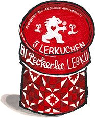 Lebkuchen for sale. Buy online at Zingerman's Mail Order. Gourmet Gifts. Food Gifts.