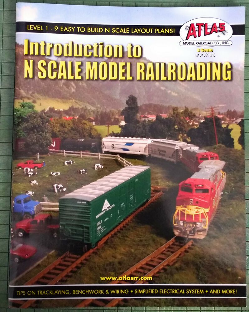 Introduction to N Scale Model Railroading Level 1-9 Easy To
