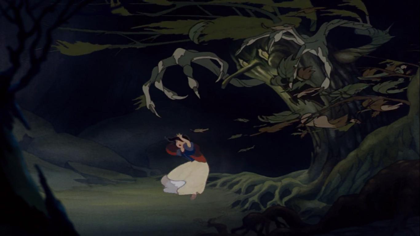 snow white forest | Snow white movie, Animation film, Disney animated films