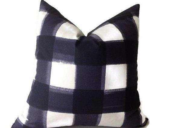 Pillows Caitlin Wilson Pillow Buffalo Check Pillow Throw Pillows