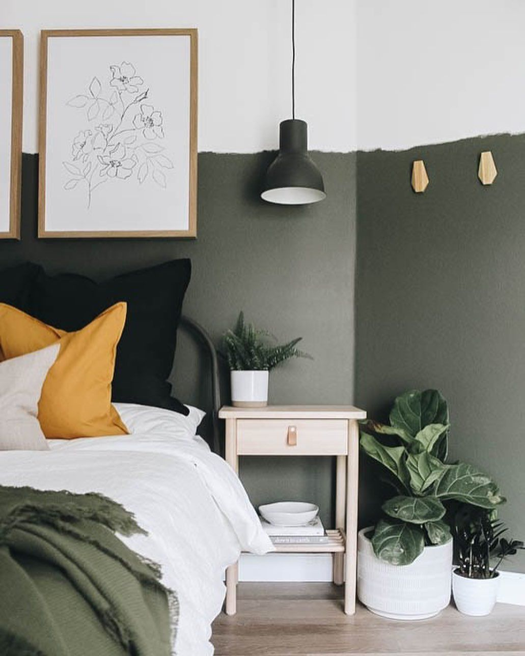 Pin by Sarah on +house makeover in 2020 Guest bedroom