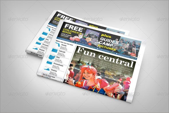 100+ Photo Realistic Modern Newspaper Mockups Pinterest Mockup