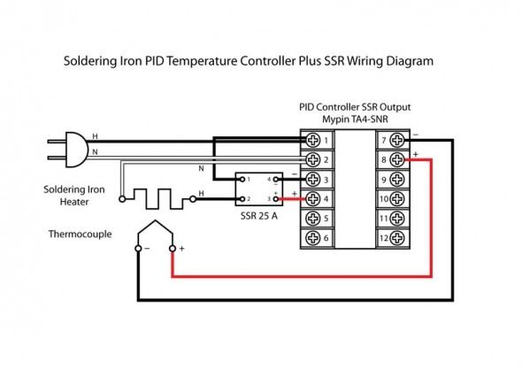 Thermocouple Wiring Colors Index listing of wiring diagrams
