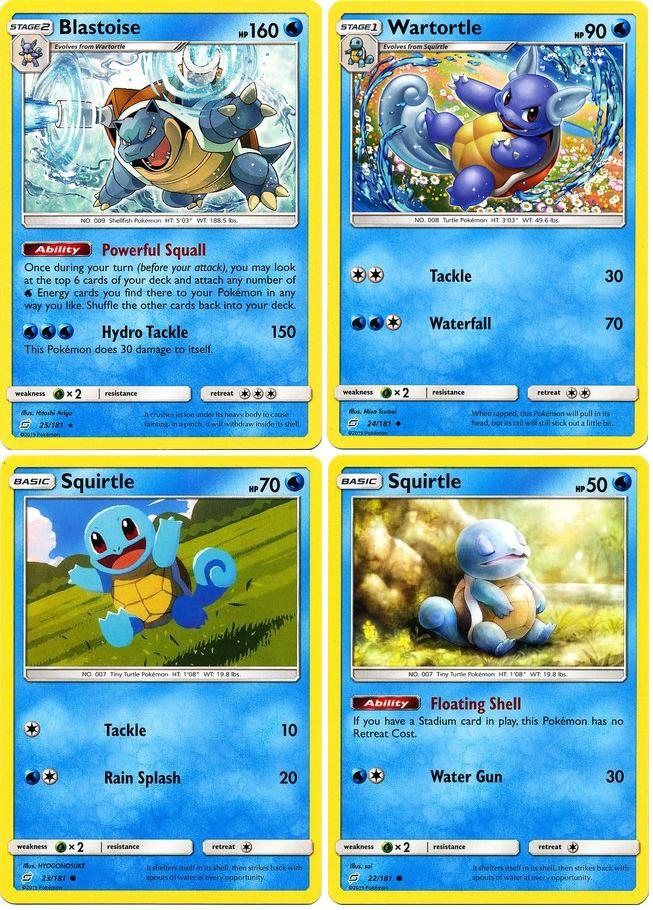 Blastoise Wartortle Squirtle Pokemon 4 Card Evolution Set S M Team Up Nm Pokemon Cards Ideas Of Pokemon Card Pokemon Cards Pokemon Pokemon Cards For Sale