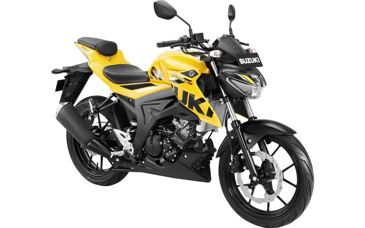 Jangkau Konsumen Lebih Luas Suzuki Sediakan Gsx S150 Keyless