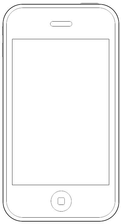Essential Sketchsheets For Designing Responsive Layouts Templates Printable Free Iphone Printable Phone Craft