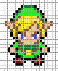 Animal Crossing New Leaf Pixel Art Ideas Link Pixel Art Pixel