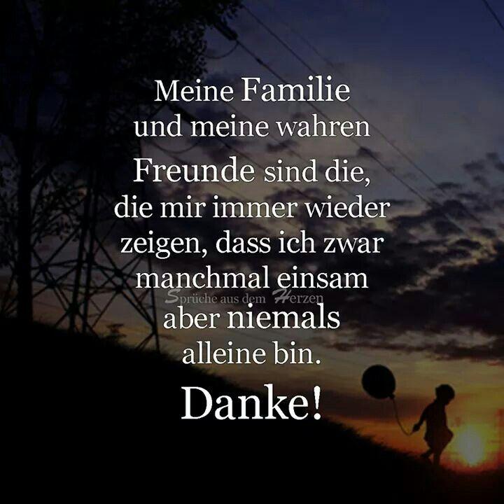 Pin Von Paula Auf Danke Zitat Familie Danke Zitate Freundschaft Zitate
