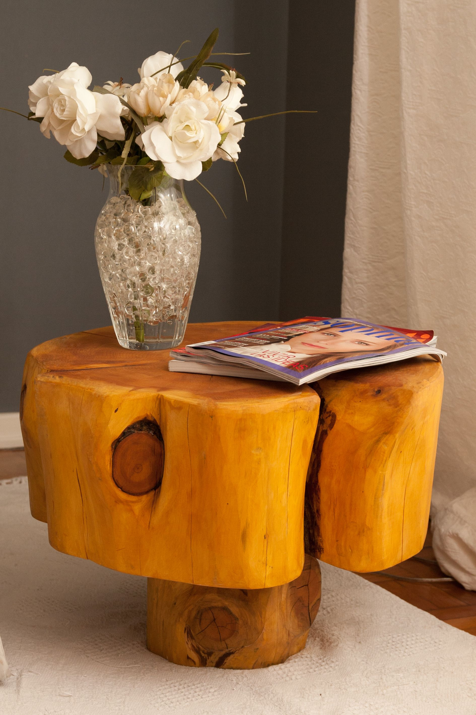 Mushroom Side Tables (With images) | Side table, Table ...