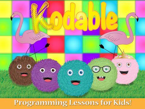 Kodable iPad App Kodable is a free educational iPad game