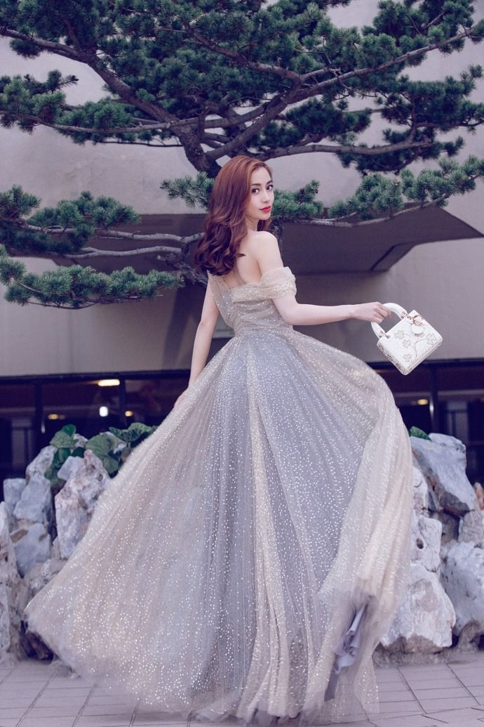 Pin by mariachanyo on angelababy | Pinterest | Christian dior gowns ...