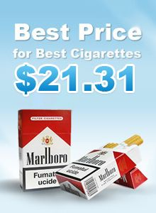 Only here at MyCigaretteShop net you can find world famous