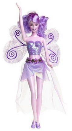Barbie Fairytopia - Lavender Sparkle Fairy Barbie Doll by Toys. $17.49. Barbie Fairytopia - Lavender Sparkle Fairy Barbie Doll. Barbie Fairytopia - Lavender Sparkle Fairy Barbie Doll