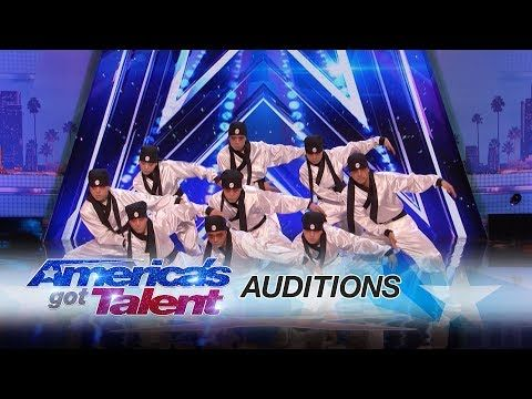Nice Just Jerk Dance Group Turns Out Seamless Performance America S Got Talent 2017 Check Dance Dance Revolution America S Got Talent America S Got Talent