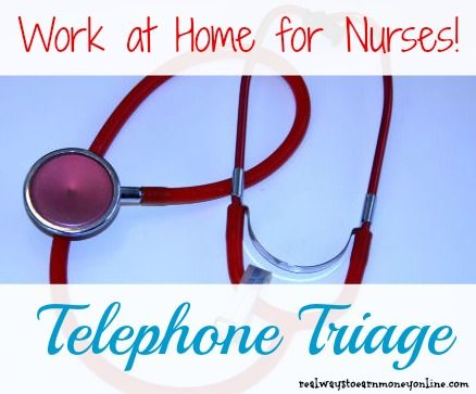 5 Companies With Work At Home Telephone Triage Jobs For Nurses