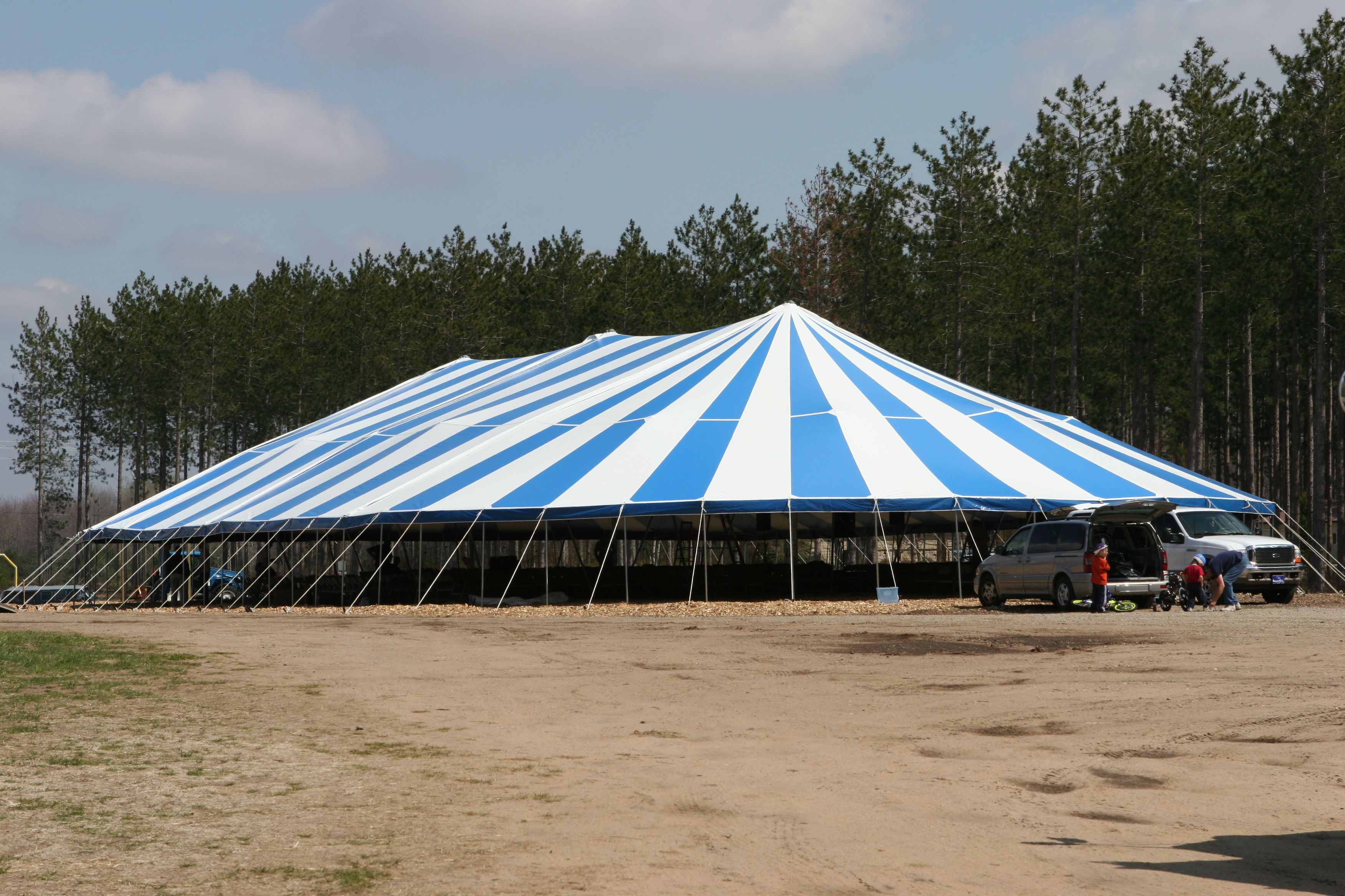 Miami Missionary Tent offers a variety of Pole Tents Event Tents u0026 Commercial Tents for all occasions. Visit your dedicated Tent Manufacturers today! & Tent manufacturer of strong beautiful and long lived pole tents ...