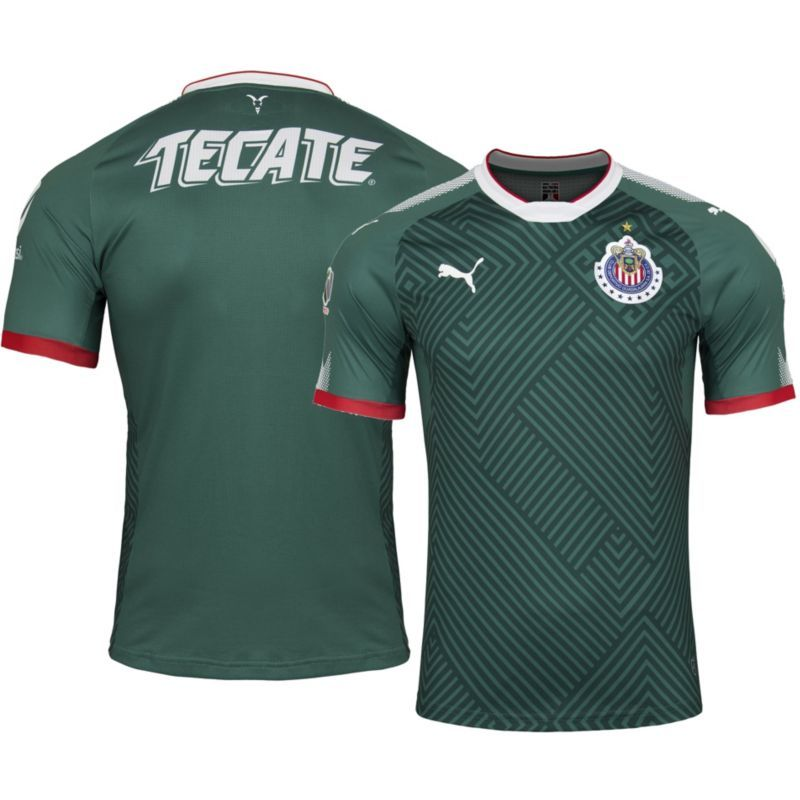 best website 80dc1 16c48 Puma Men's Chivas 17/18 Replica Third Away Stadium Jersey ...