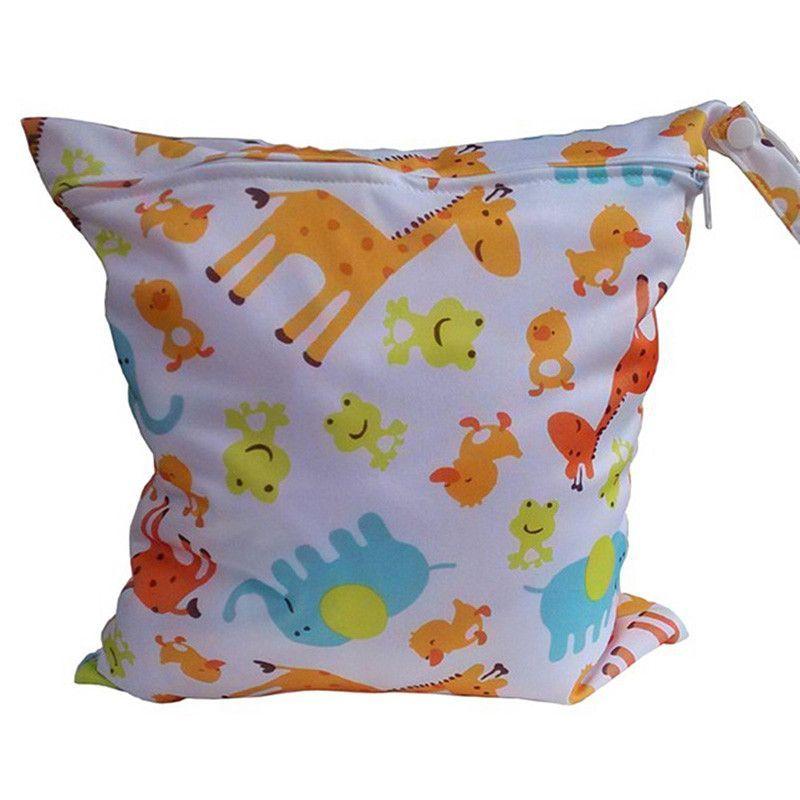 b9f8cf4f45c9e4 No Mess Waterproof Wet Diaper Bag in 2019 | Baby diaper bags | Baby ...