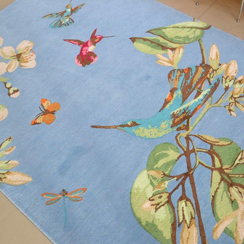 Hummingbird Rugs 37808 By