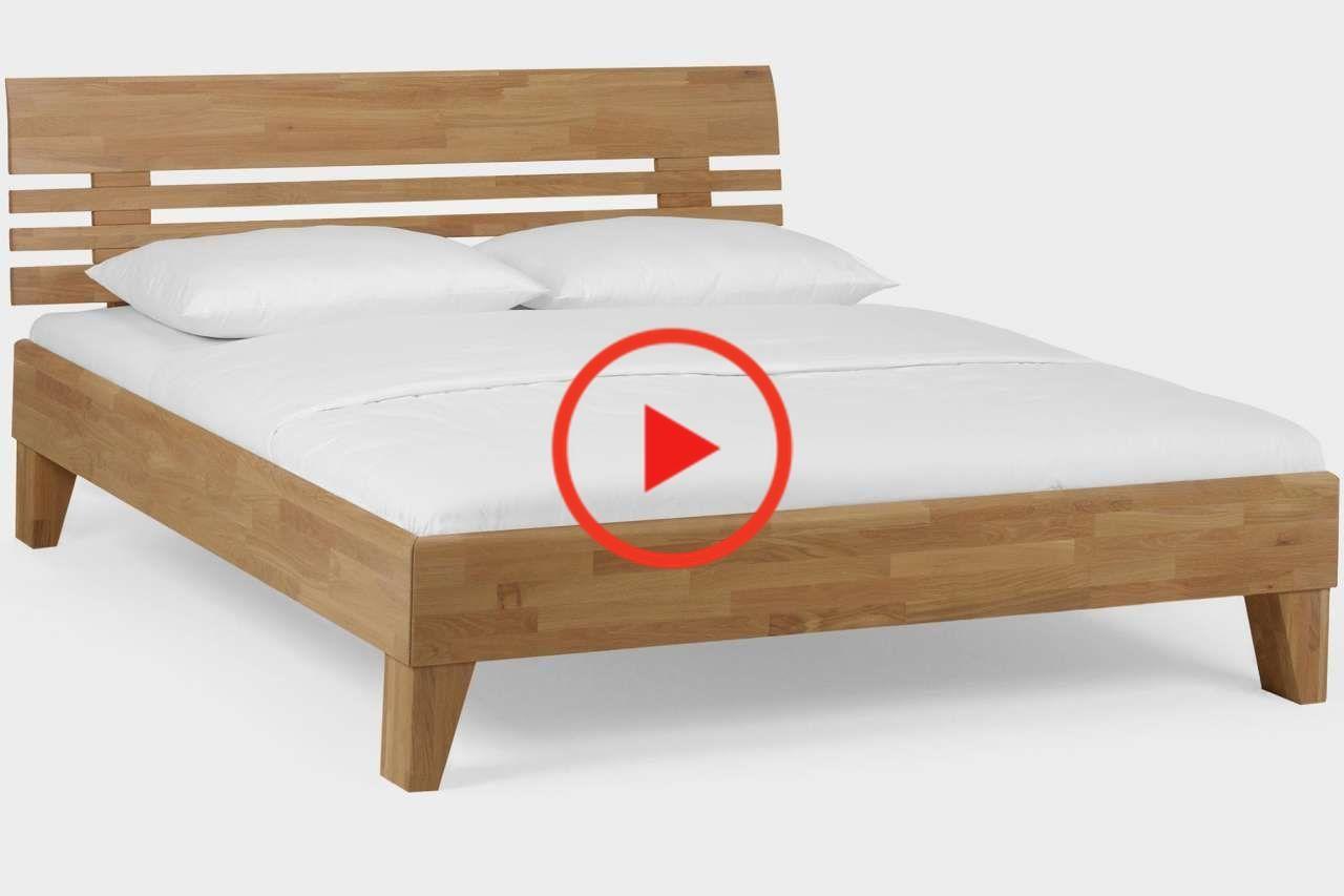 Dico Solid Wood Bed Avantgarde 333 00 90x220 Cm 20 Wild Oak Honey Oiled Solid Wood Bed Bed Oak
