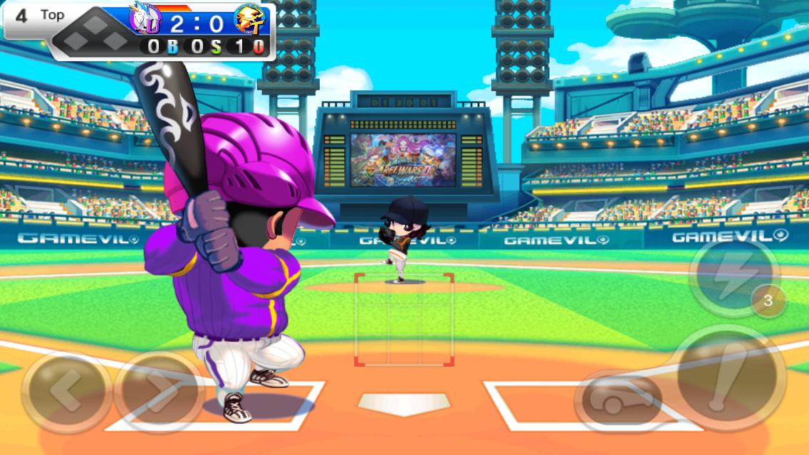 Australian Gaming Scene Baseball Superstars 2013 Android Ios Baseball Better Baseball Superstar