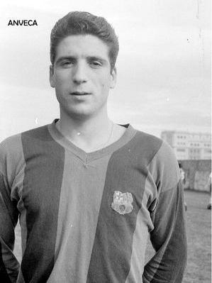MONTESINOS (F.C. Barcelona - 1963-64)