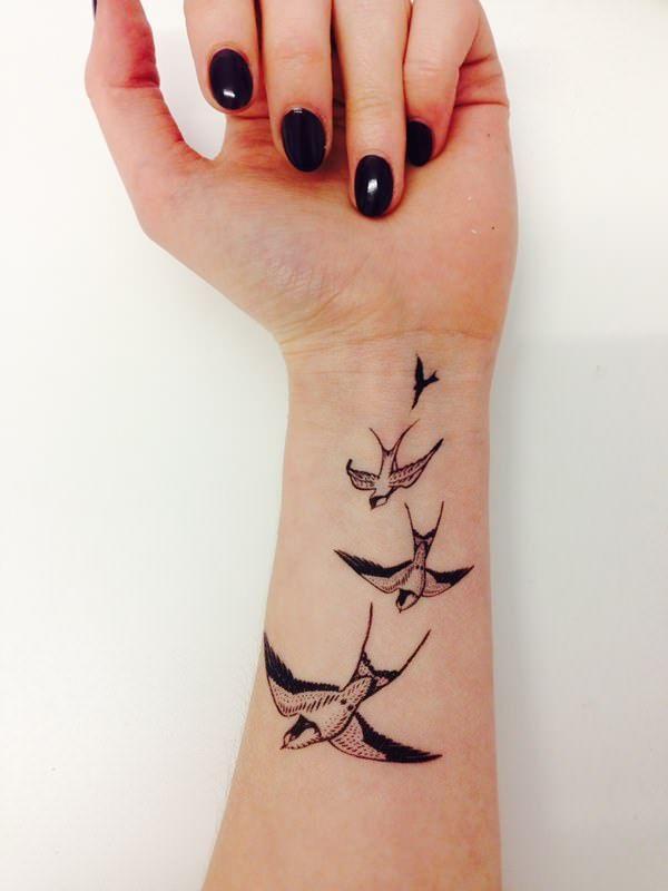 30 Hermosos Tatuajes Temporales Fashion Pinterest Tatouage