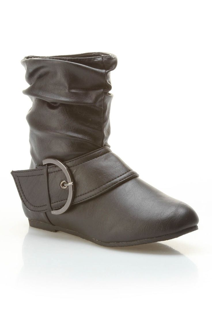 Peter Pan boot.
