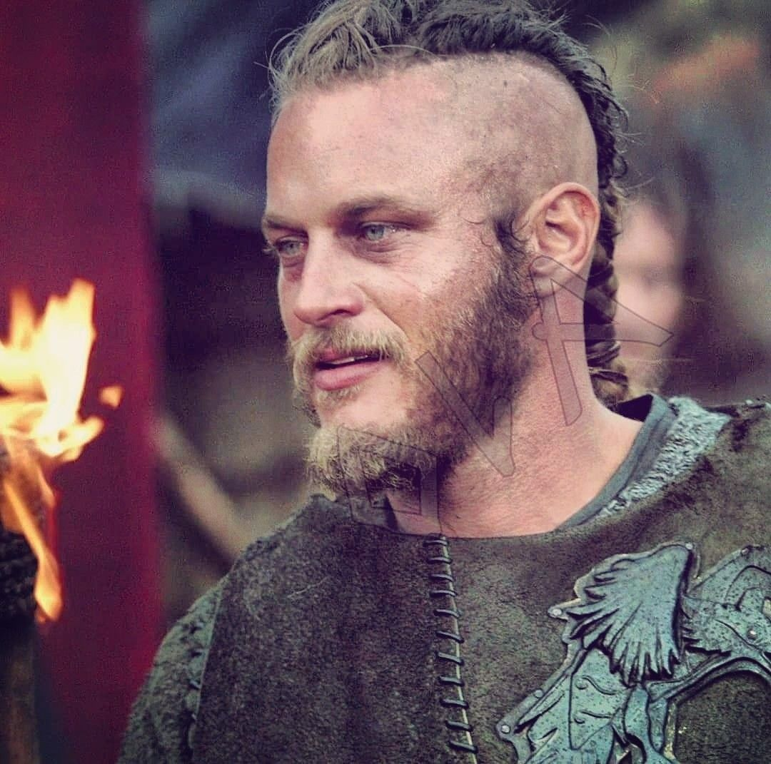 Warrior Wednesday My Fierce Strong Fighter King Ragnarlothbrok