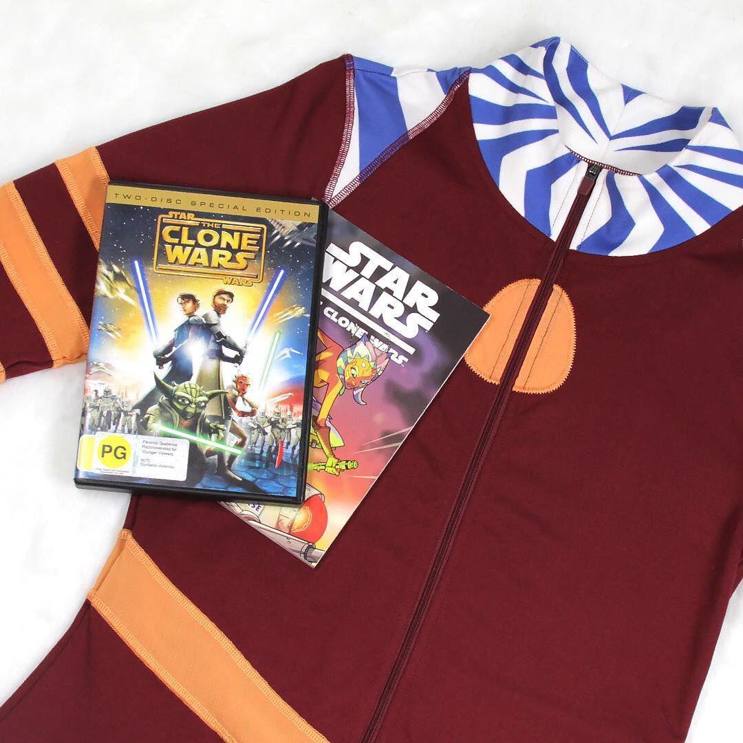 7f3c27d757950 Women's Her Universe x Star Wars Ahsoka Tano Activewear Jacket ⭐️The Kessel  Runway ⭐ Star Wars fashion ⭐ Geek Fashion ⭐ Star Wars Style ⭐ Geek ...