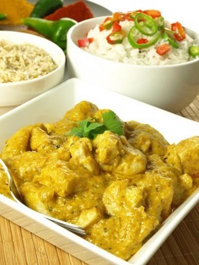 Recette Poulet Au Curry 750g Recette Recette Poulet Curry Poulet Colombo Poulet Curry