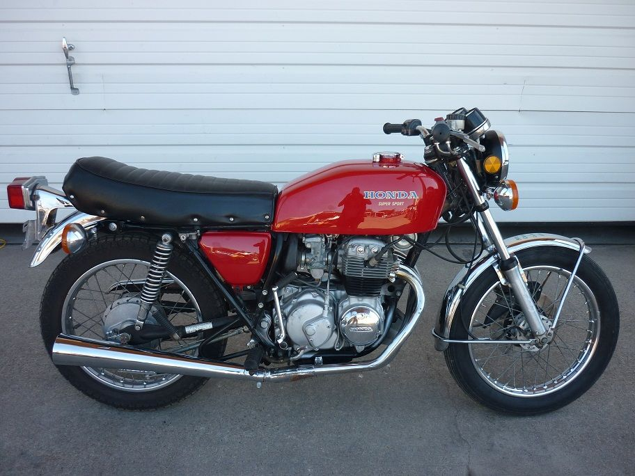 Honda Cb400f Classic Motorcycles Vintage Honda Motorcycles Used Motorcycle Parts