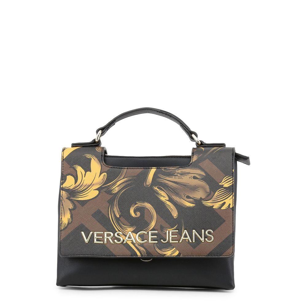 ... Women s Printed Brown Top-Handle Handbag Faux Leather  fashion   clothing  shoes  accessories  womensbagshandbags   seemoreversacejeanse1vsbbk470785 (ebay ... b965a70b97